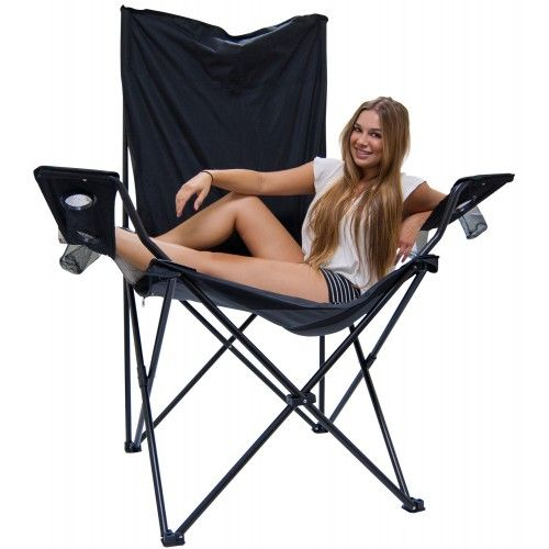 Kingpin Folding Chair This Unique High Quality Oversized Folding