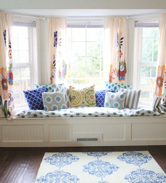 fensterbank innen einbauen 15 beispiele zum nachschauen ideen rund ums haus pinterest. Black Bedroom Furniture Sets. Home Design Ideas