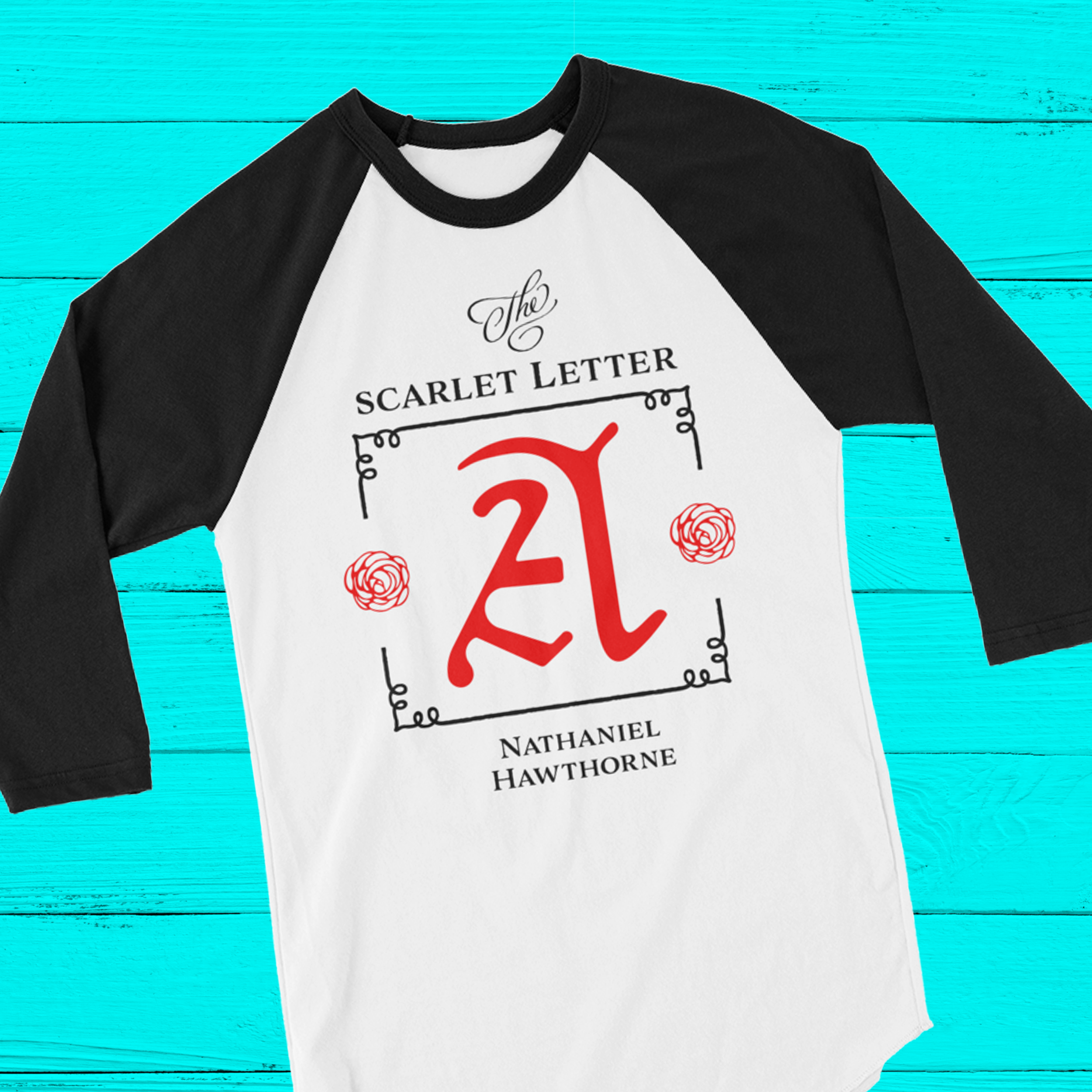 The Scarlet Letter, Nathaniel Hawthorne, Classic Book