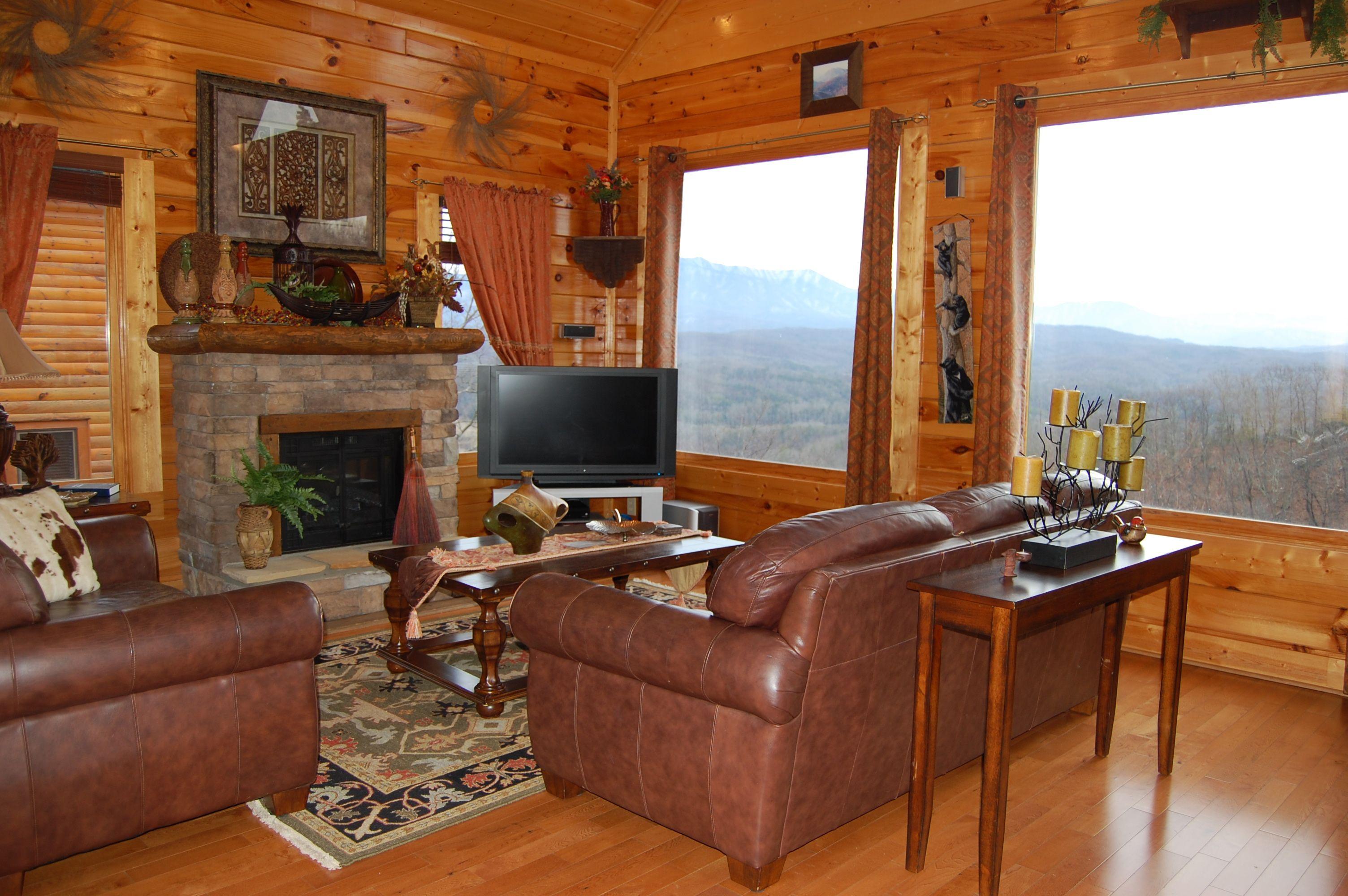 Aloft The Smokies Sevierville Cabins Sleeps 7 12 Tracy Kirk