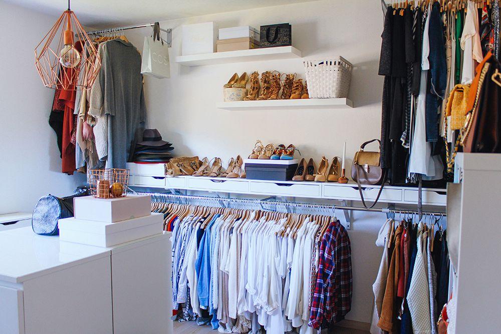 Ankleidezimmer schrank ~ Ankleidezimmer ankleideraum mode fashion nest