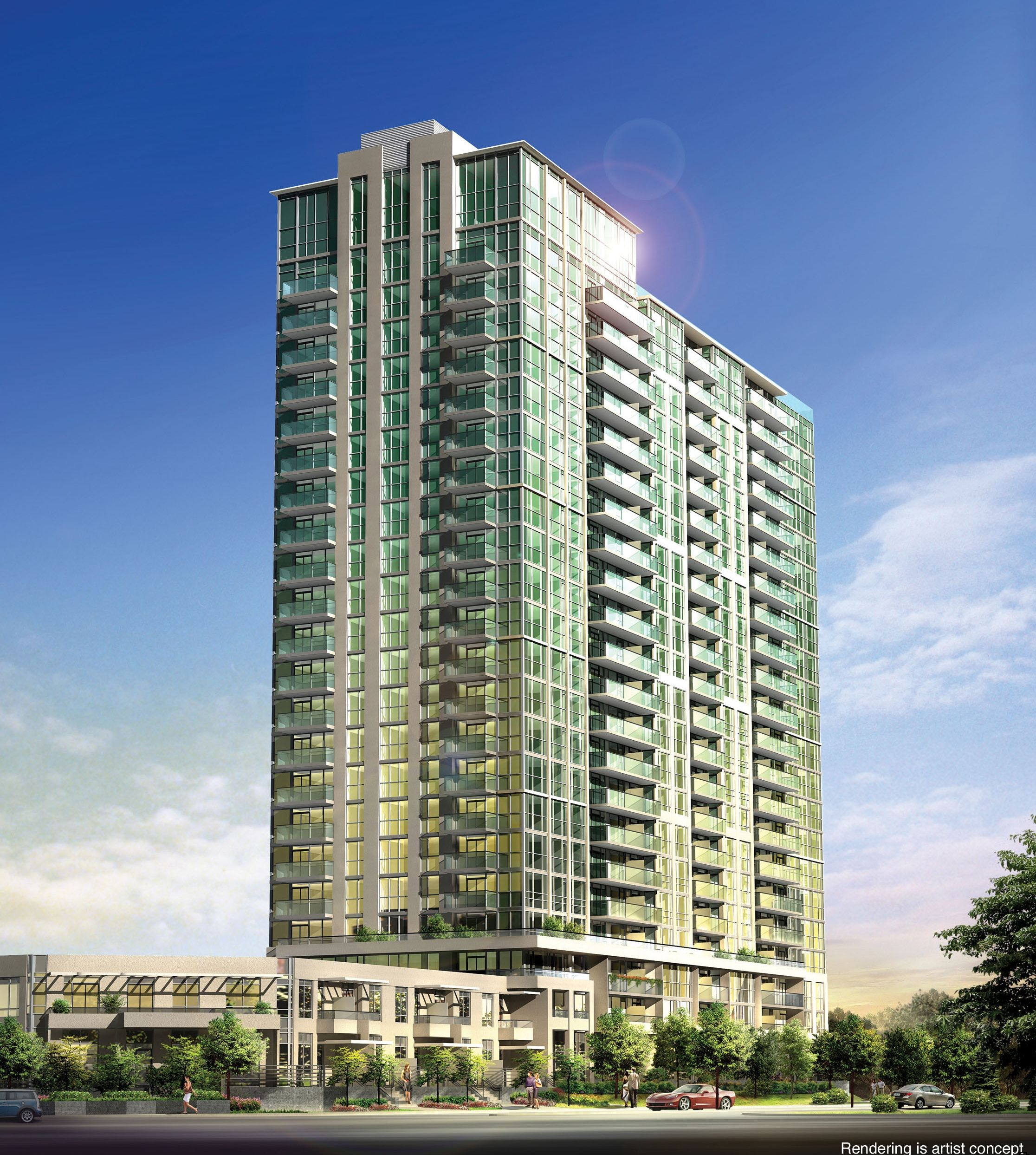 Mirage Condos Mississauga: Get VIP Access Today