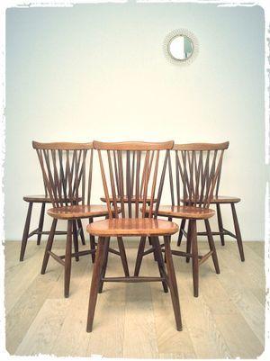 Oompa Vous Souhaite La Bienvenue Chaise Vintage Decoration Vintage Vintage