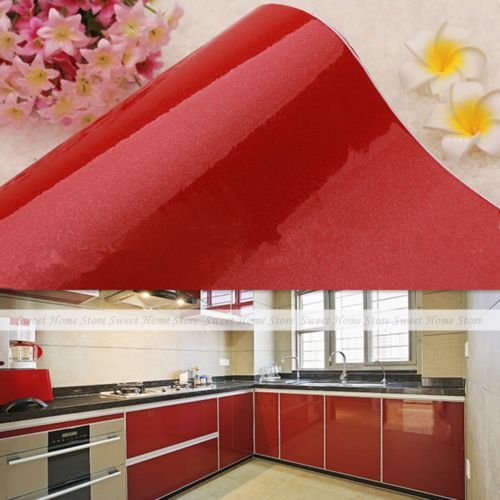 L Stick Pvc Plastic Kitchen Cabinet