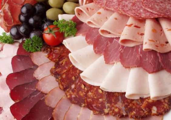 German meats cold cuts   I think the 2014 German Christmas