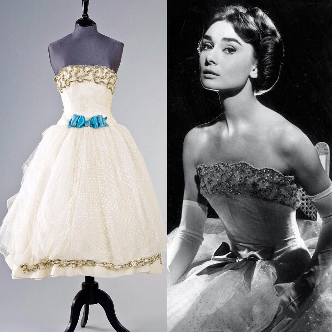 "Audrey Hepburn - ""Love in the Afternoon"" (1957) - Costume ..."