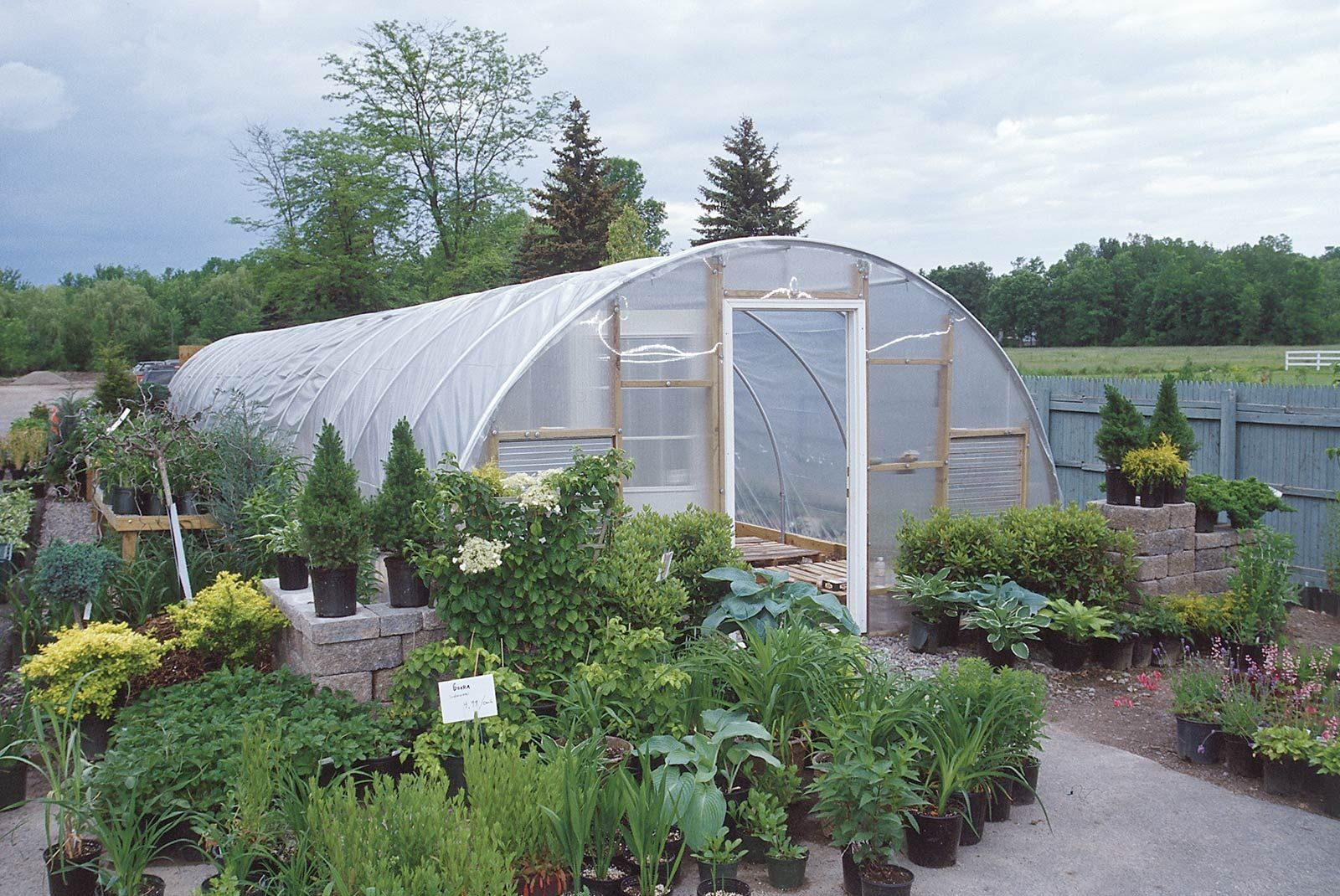 Our Catamount Coldframe Greenhouses Are Rugged And Easy To Install