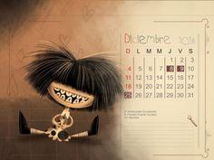 Calendario 2016 Puro Pelo