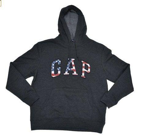 bda0188bfee79 polera con capucha gap tallas  s