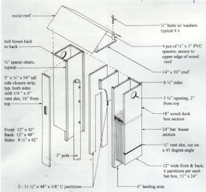 27 Bat House Plans: Bat Nurseries, Bat Rocket Bo, Bird + Bat ... Home Plans With Bats on turtle homes, bin homes, bum homes, warthog homes, shark homes, penguin homes, min homes, beaver homes, stoat homes, slug homes, llama homes, demon homes, isis homes, baboon homes, bagworm homes, bad homes, lyon homes, weasel homes, chimp homes, owl homes,