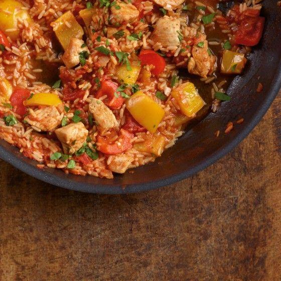 Photo of Bell pepper turkey rice recipe