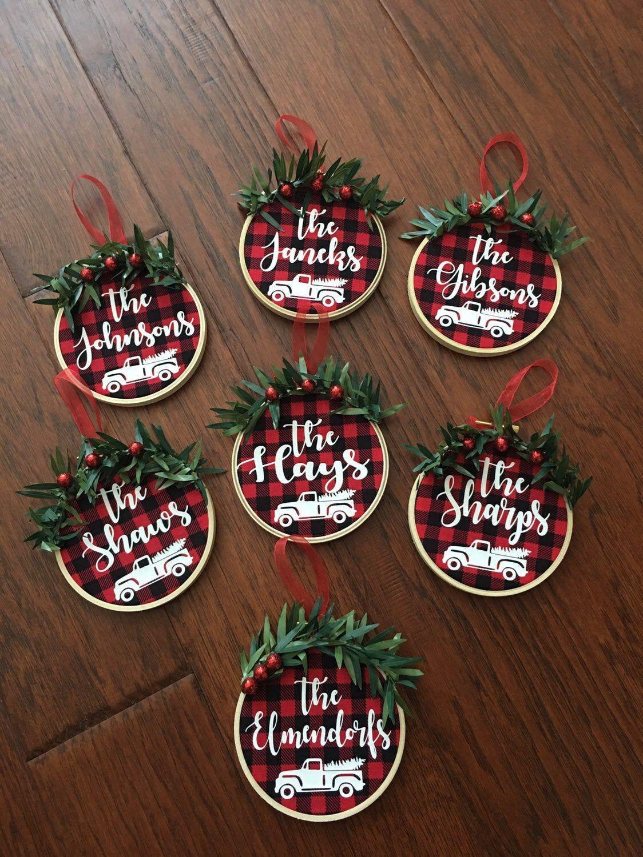 This Item Is Unavailable Etsy Christmas Ornaments Plaid Christmas Decor Homemade Christmas