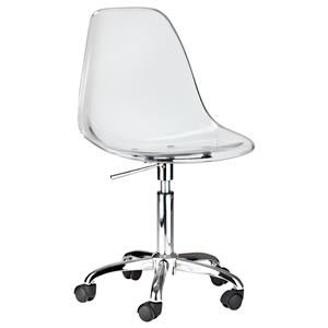 Astonishing Atelier Metropolitan Clear Acrylic Office Chair Office Short Links Chair Design For Home Short Linksinfo
