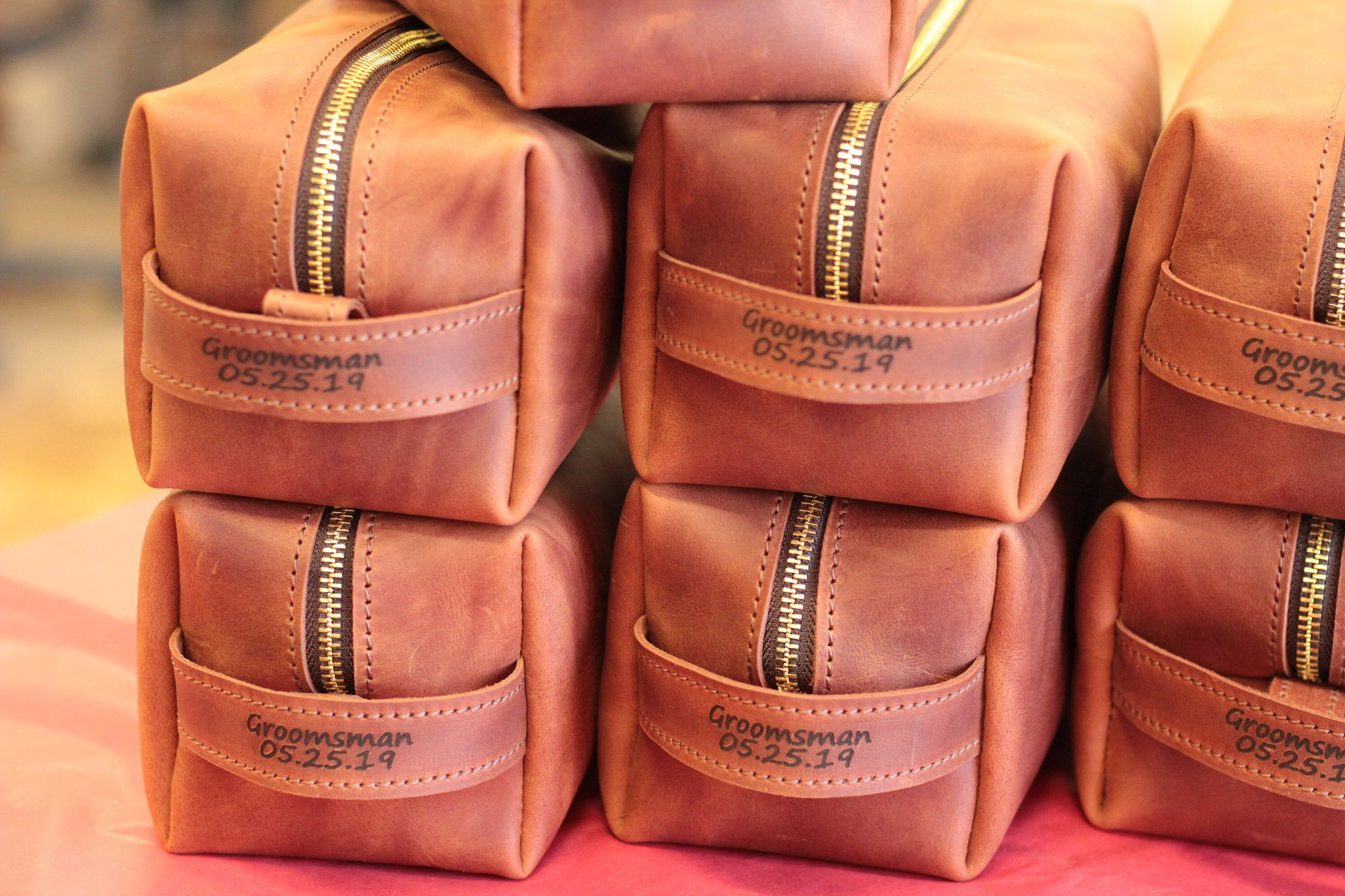 Leather Wedding Anniversary Gifts For Him 2021
