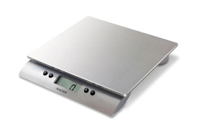 Aquatronic Stainless Steel Electronic Kitchen Scale
