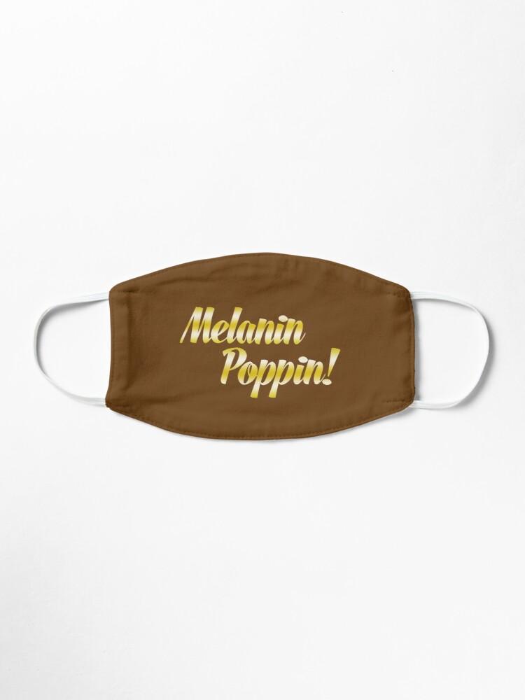 Melanin Poppin Mask By Blackartmatters Brown Skin Tone Melanin Melanin Poppin