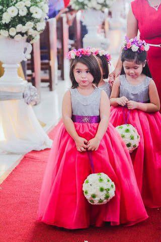 Christian Flower Girl Dresses