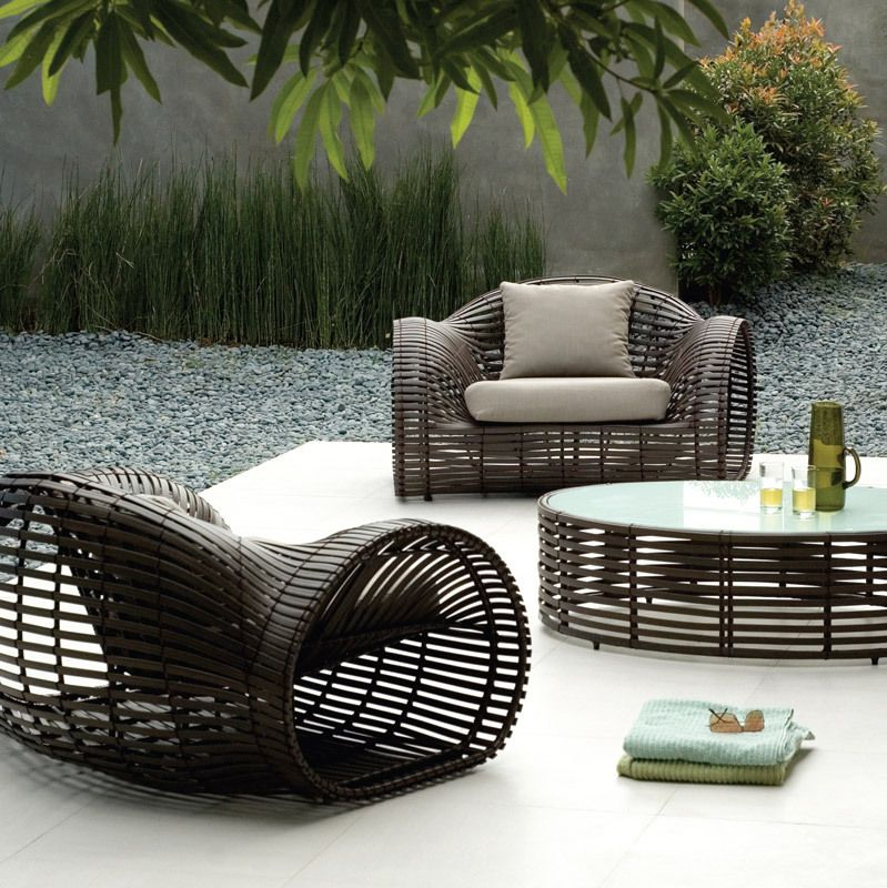 10+ Amazing Patio Furniture Living Room