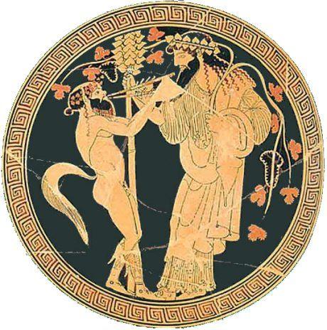 Mythologie Grecque Dionysos Mythologie Grecque Art