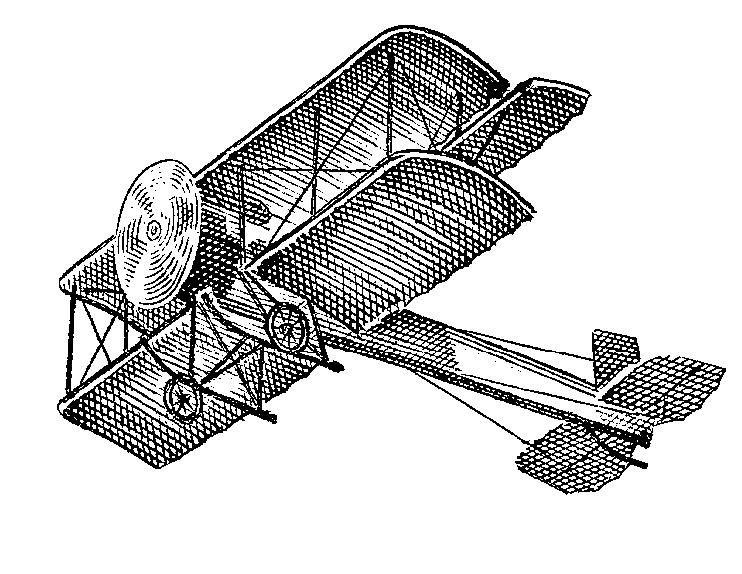 vintage biplane clip art | Download vector about biplane ...