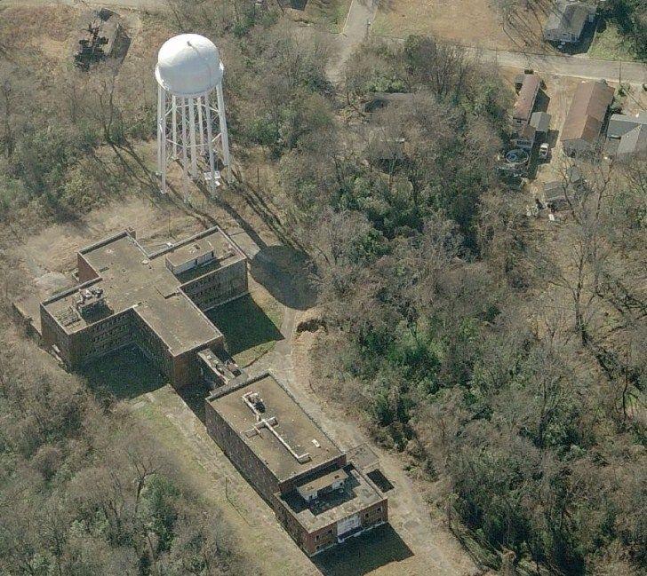 Abandoned Kuhn Memorial State Hospital Deteriorates In