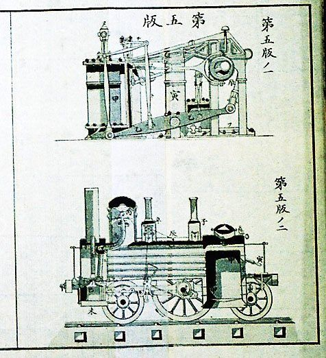 Odd Devices Of The Far West 1854 Japan Embarked On Its