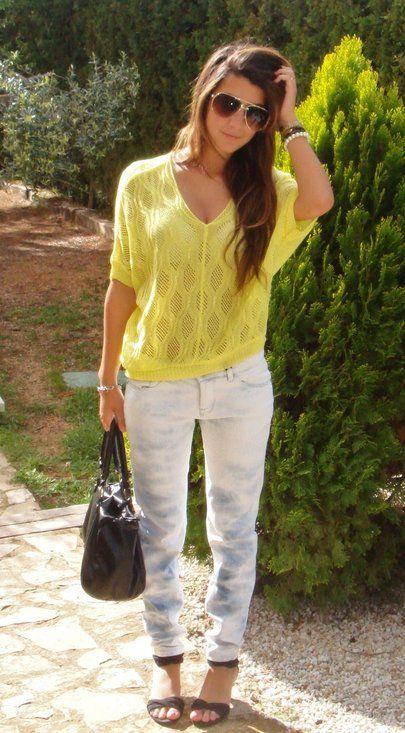 Pantalones tie  , Zara en Pantalones, Blanco en Camisetas, Blanco en Bolsos, Zara en Sandalias de gladiador