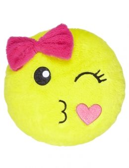 Smiley Face Pillow   Justice