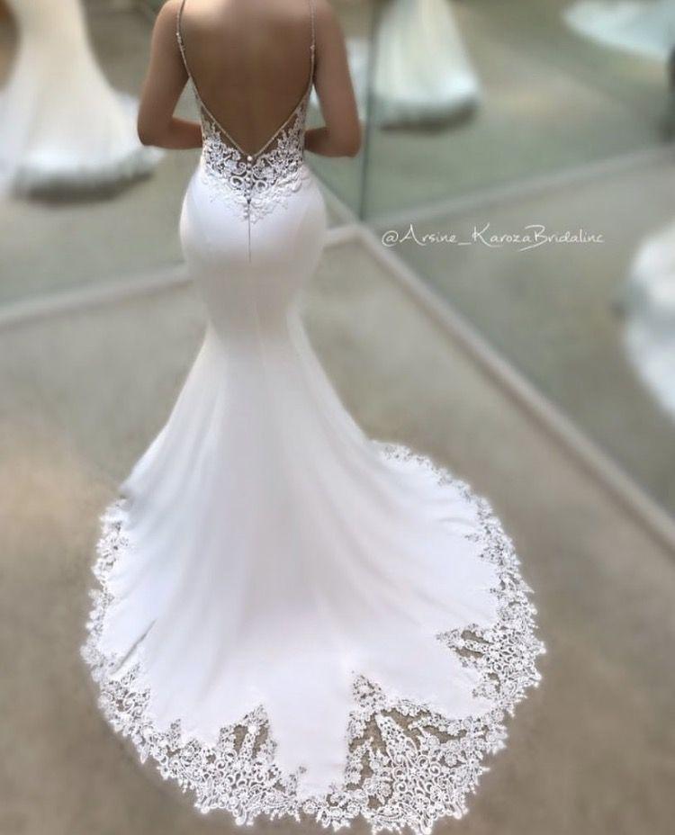 Back Of Juri Wedding Dress Available At Www Zadikabridal Ie Tight Wedding Dress Wedding Dresses Beautiful Wedding Dresses