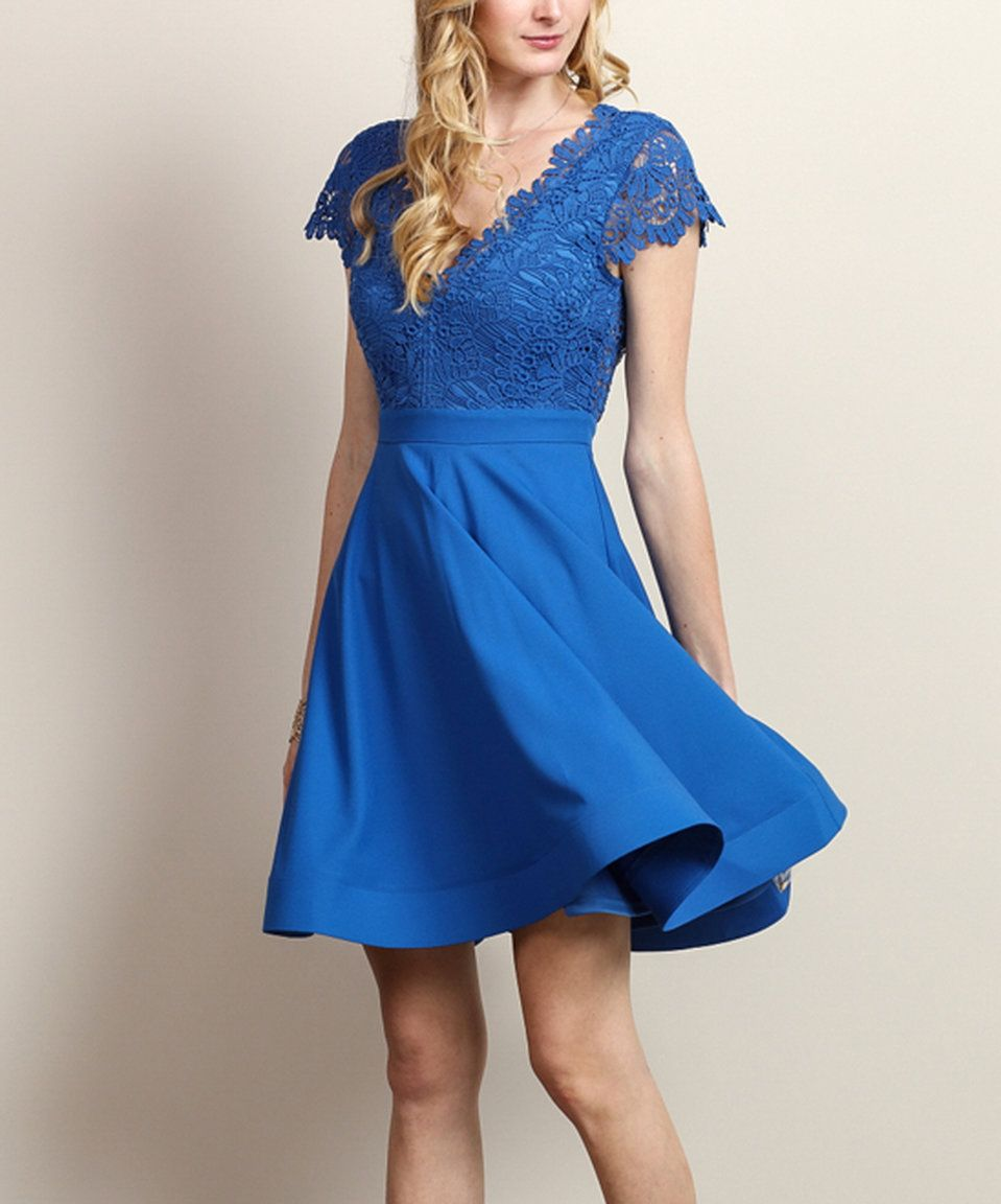 Royal Lace Dresses