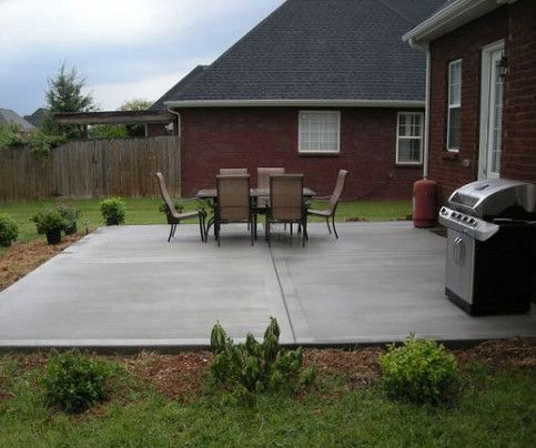 Lovely Concrete Driveway U0026 Patio Contractor Murfreesboro, TN | Patio .