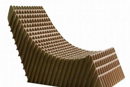 9 Creative Cardboard Furniture Designs | Bridgman | Cartón ...
