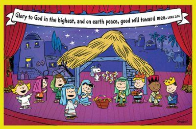 glory to god in the highest peanuts christmas cards box of 18 by charles m schulz