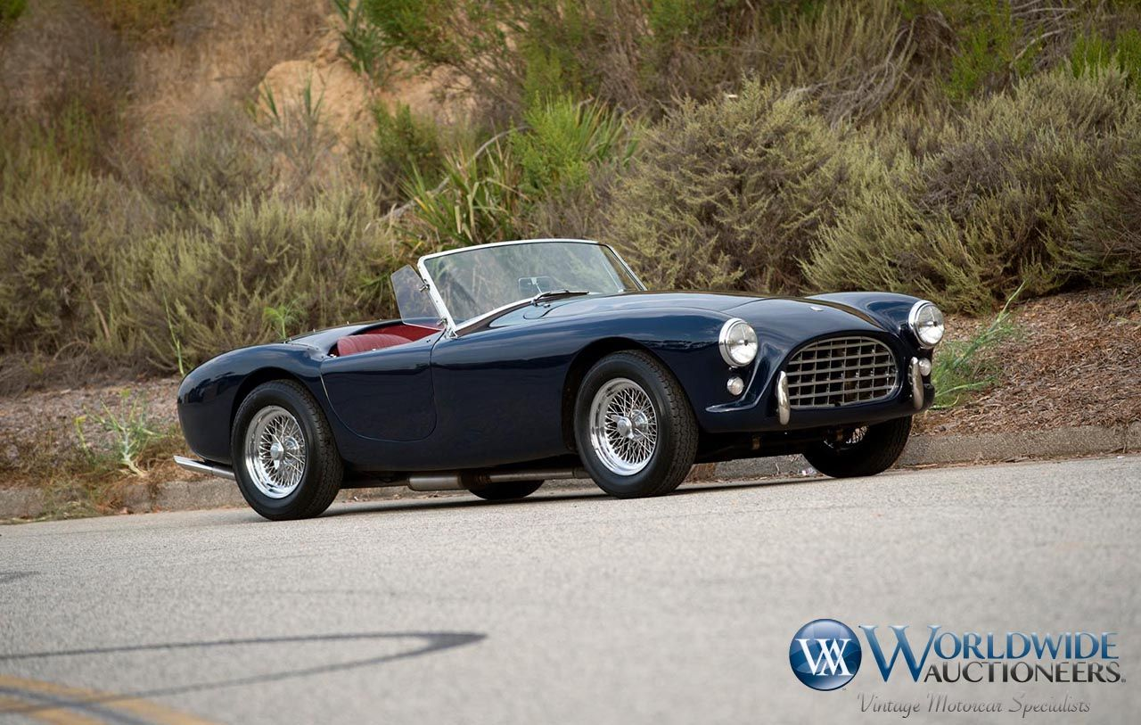 Worldwide Auctioneers Classic and Fine Automobile Auctions