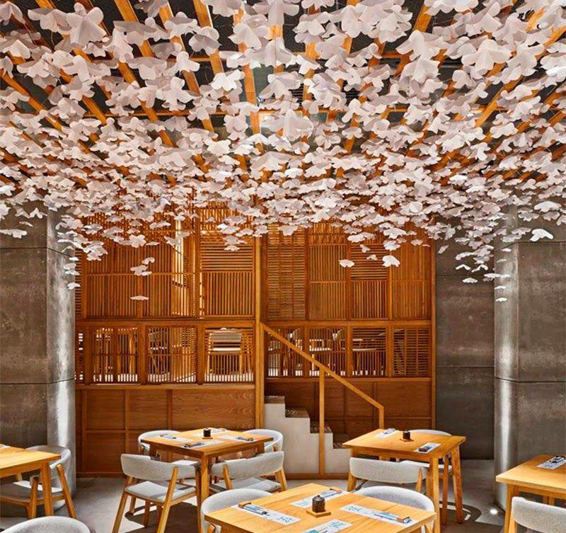 Restaurante Nozomi Sushi Bar en Valencia