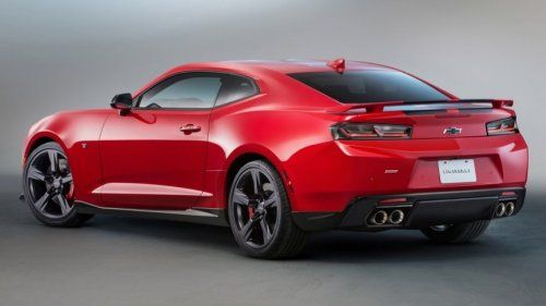 Pin On 2016 2017 Camaro 6th Gen Exterior Parts And Accessories