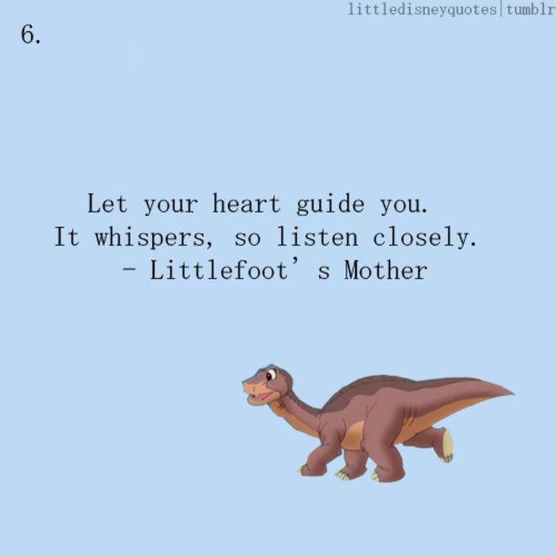 10 Great Disney Quotes