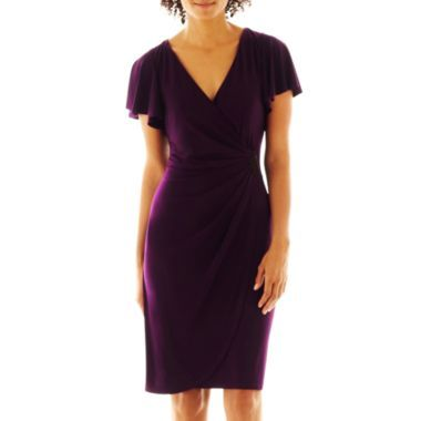 Wouldn\'t this make a great bridesmaid\'s dress? It is at JC Penney ...