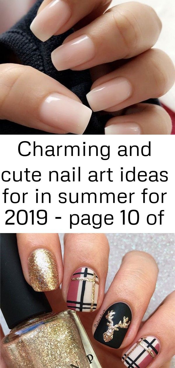 Charming and cute nail art ideas for in summer for 2019  page 10 of 20 1 Charming and Cute Nail Art Ideas for in Summer for 2019 Fall Nail Designs  Looking for Diy fall n...