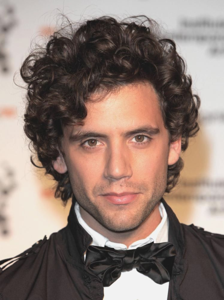 Curly Hair Style For Men Round Face , George\u0027s Blog