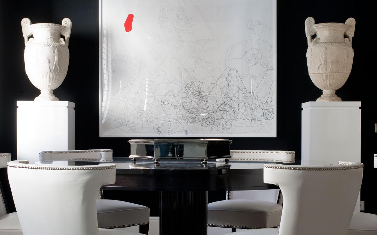 Ausgezeichnet Interieur Design Studio Luis Bustamente Zeitgenössisch ...