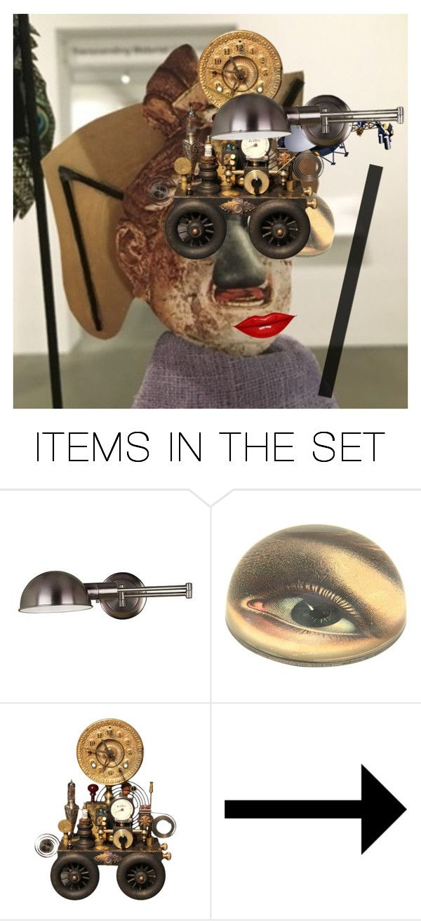 """""""FACEOFF/FACE/ON 214: CUTUPS"""" by harrylyme ❤ liked on Polyvore featuring art and contemporary"""