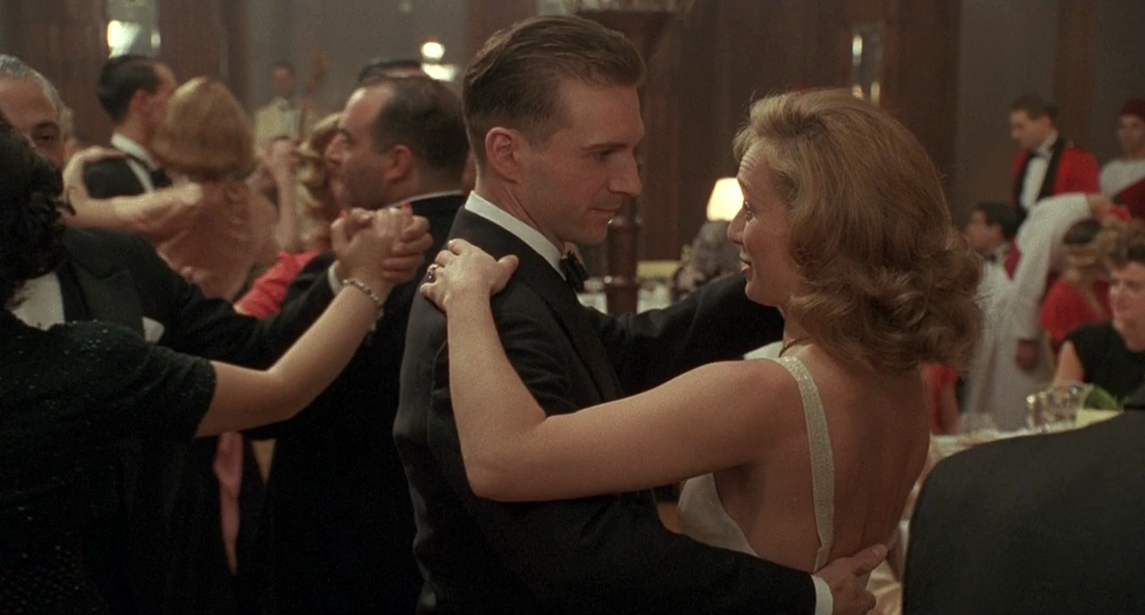RALPH FIENNES – THE ENGLISH PATIENT