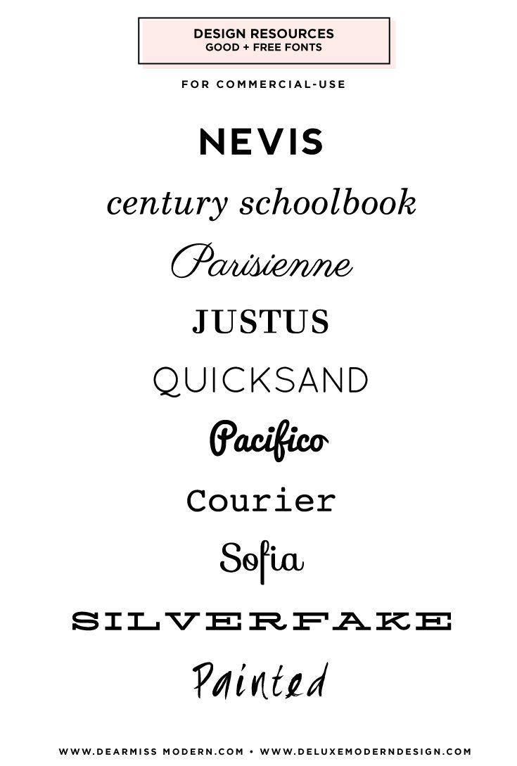 Home Deluxemodern Design Commercial Fonts Cool Fonts Lettering Fonts