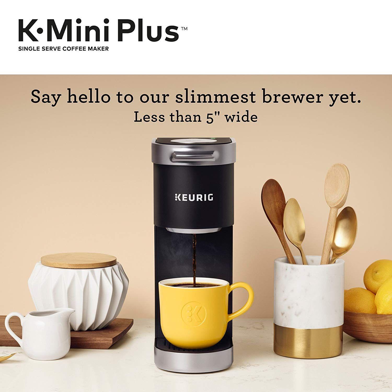 Keurig KMini Plus Single Serve KCup Pod