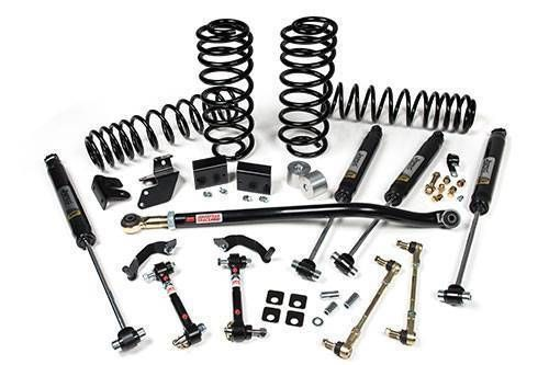 At the heart of any true Jeep suspension system are