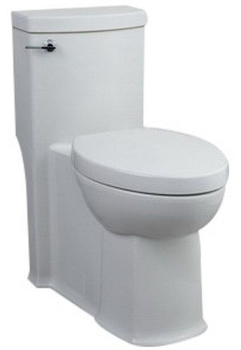 American Standard 2891 128 020 Boulevard Rh Elongated One Piece Flowise Toilet Small Shower Remodel Toilet For Small Bathroom One Piece Toilets