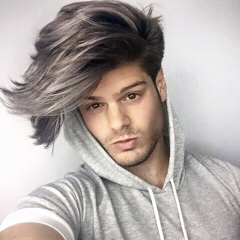 Cool Hair Dye Ideas For Guys