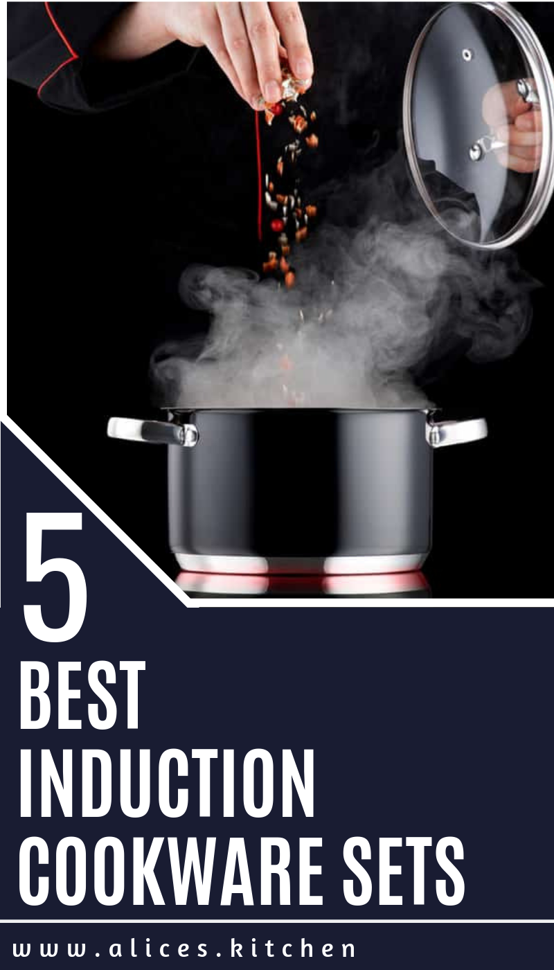 Best Induction Cookware Sets Top 5 Induction Cookware
