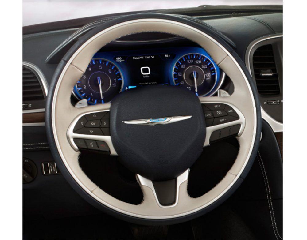 2019 Chrysler 300 Smart Interior Features Chrysler 300